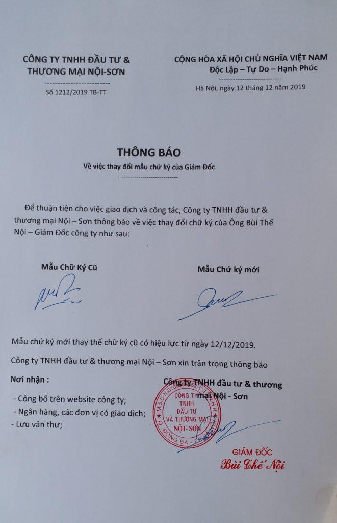bdd593cec94e3010695f 661x1024 - Thông báo thay đổi chứ ký Giám Đốc